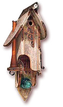 Pendleton® Bobbin Birdhouse - Fowl Places